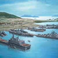 'Hai vị Vua' ở Quân cảng Cam Ranh