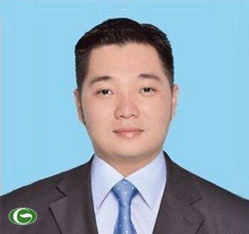Ông Lê Trương Hải Hiếu - Bí thư Đảng ủy phường Bến Thành