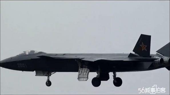 Máy bay chiến đấu tàng hình J-20