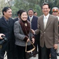 Thủ tướng Nguyễn Tấn Dũng và lá thư hơn 30 năm trước