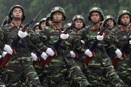 dựng quân đội có sức mạnh chiến đấu cao | Tin Quân ...