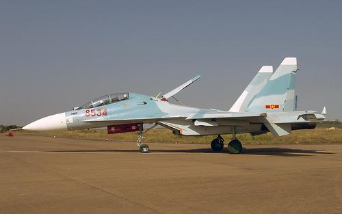 Su-27 của Không quân Việt Nam