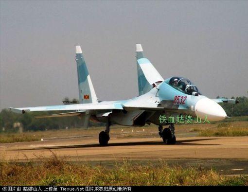 Hình ảnh Su-30MK2 mới của Việt Nam trên báo Trung Quốc