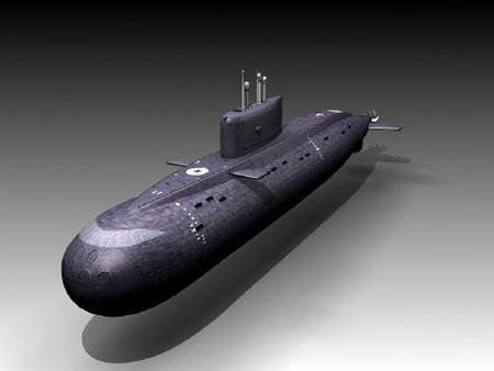 Tàu ngầm Kilo 636