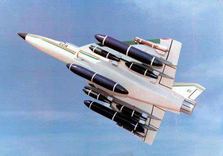 Máy bay chiến đấu hạng nhẹ Tejas (LCA) do Ấn Độ tự sản xuất, do Cục Phát triển Hàng không Ấn Độ (Aeronautical Development Agency) phụ trách nghiên cứu phát triển. Tejas bay thử có tốc độ Ma1. 1, bay ở độ cao 11.000 m.