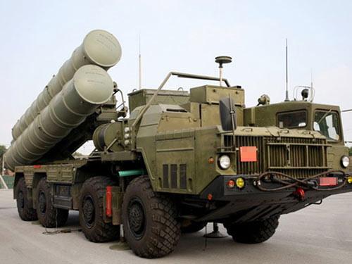 Tên lửa S-300PMU1 của quân đội Nhân dân Việt Nam (ảnh:QĐND)