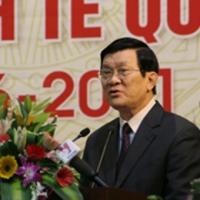 Tiểu sử, lý lịch Trương Tấn Sang: Chủ tịch nước Việt Nam