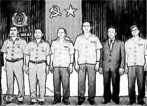 Bộ trưởng Trần Đại Quang thăm và làm việc với Công an tỉnh Thừa Thiên-Huế