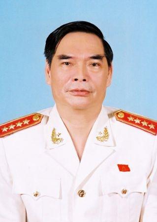 Đại tướng Lê Hồng Anh