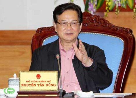 Thủ tướng Nguyễn Tấn Dũng chỉ đạo vụ Tiên Lãng
