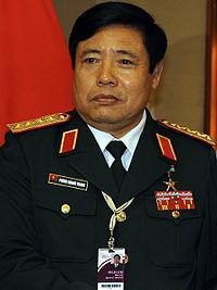 Đại tướng Phùng Quang Thanh