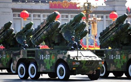 """Trung Quốc không tiếc """"tiền tấn"""" hiện đại hóa quân đội. Ảnh minh họa: CNBC."""