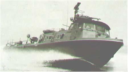 Tàu PCF của chế độ cũ.