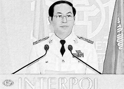 Minister of Public Security Tran Dai Quang