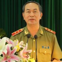 Tiểu sử - Lý lịch ông Trần Đại Quang