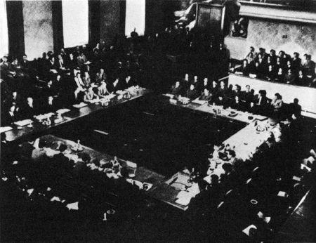 Hội nghị Geneva 1954. Ảnh: Internet