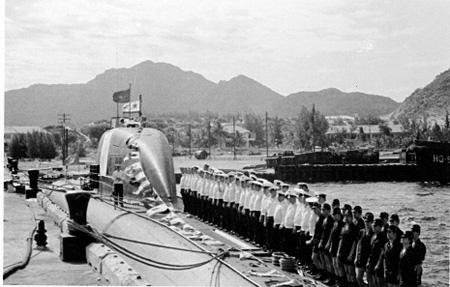 Hải quân Liên Xô tại Cam Ranh 1982