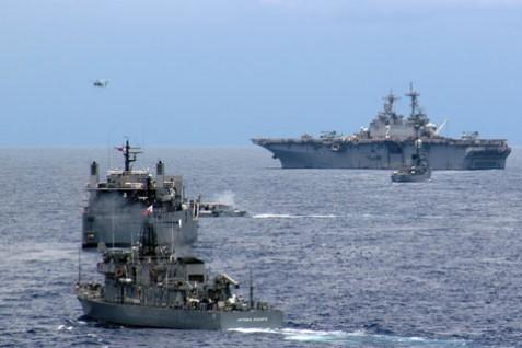 Nếu Trung Quốc cướp bãi cạn Scarborough của Philippines, liệu Hải quân Mỹ có ra tay cứu đồng minh?