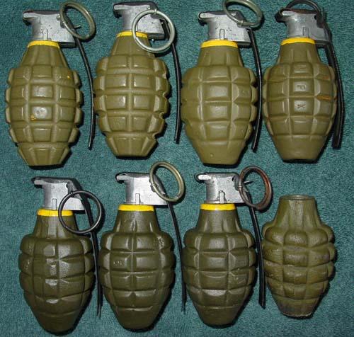 Lựu đạn