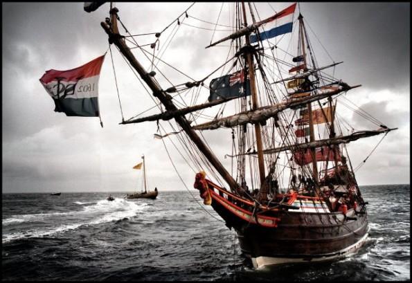 Pháo hạm của phương Tây là nỗi lo sợ của nhiều triều đại phong kiến châu Á.