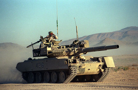 Tăng T-80 cải tiến từ M-551