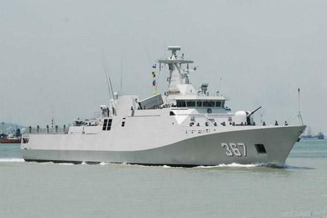 Khu trục hạm SIGMA.