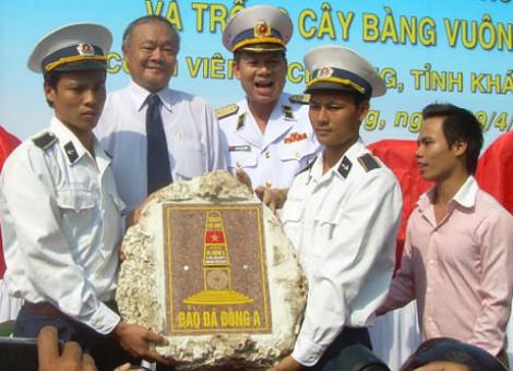 Kỷ niệm 35 năm giải phóng quần đảo Trường Sa