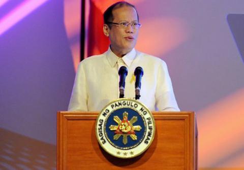 Tổng thống Philippines Benigno Aquino đang có chuyến thăm chính thức tới Mỹ. Ảnh: AFP