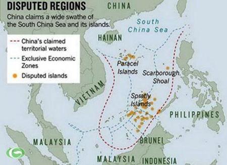 Báo Mỹ: TQ sáng tác lịch sử để chiếm Biển Đông