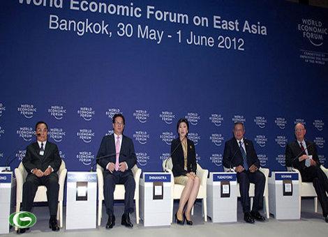 Thủ tướng Nguyễn Tấn Dũng phát biểu tại Hội nghị - Ảnh VGP/Nhật Bắc