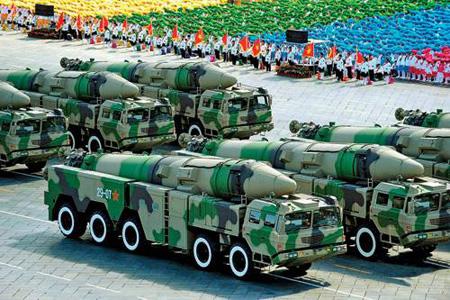 Quân đội Trung Quốc sẽ có khả năng ngăn chặn Mỹ trong tương lai không xa.