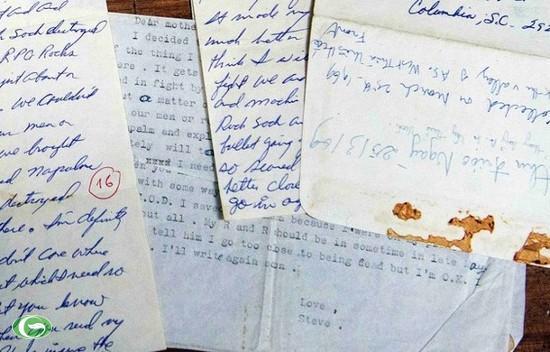 Những bức thư của trung sĩ Steve Flaherty
