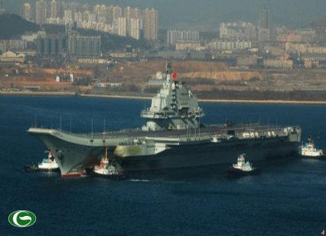 Ngày 16/5, Tân Hoa Xã đã cho đăng tải loạt ảnh ghi lại cảnh chiếc tàu sân bay Thi Lang trở về cảng Đại Liên, Trung Quốc sau chuyến đi thử nghiệm thứ 6 trên biển. Chuyến ra khơi thử nghiệm lần này kéo dài 9 ngày và Thi Lang đã cập cảnh Đại Liên hôm 15/5.