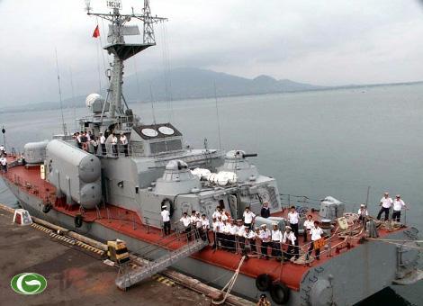 Chiến hạm lớp 1241RE