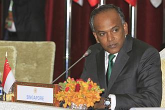 Ngoại trưởng Singapore K. Shanmugam: Campuchia đã thất bại trong việc giả mạo một sự đồng thuận để dẫn đến kết cục ASEAN không ra được tuyên bố chung