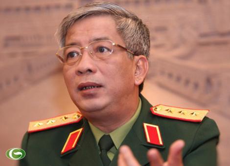 Thượng tướng Nguyễn Chí Vịnh. Ảnh: QĐND.