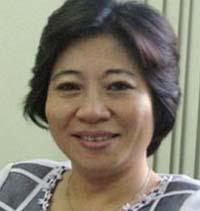 Bà Phan Thị Mỹ Linh