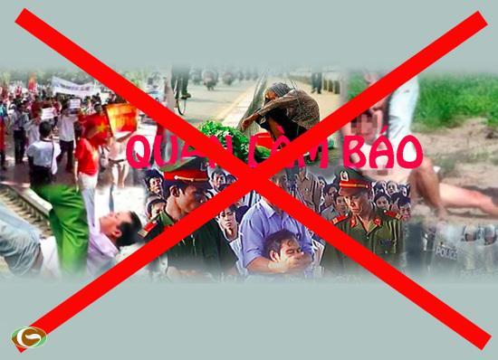 Hình ảnh banner xông pha và gào thét của tranh cổ động cách mạng