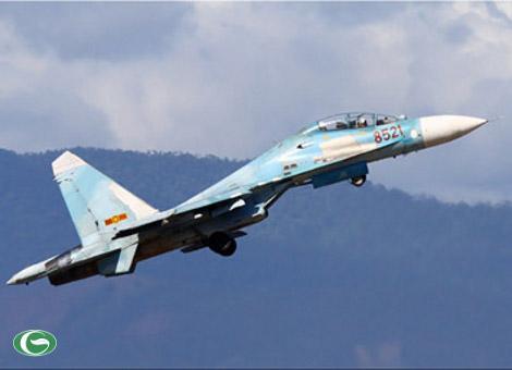 Hiện nay Không quân Việt Nam đang có hai loại máy bay chiến đấu khá hiện đại đó là Su-30MK2V và Su-27SK,