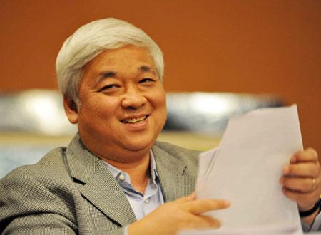 Hiện vẫn chưa rõ ông Kiên bị khởi tố về hành vi kinh doanh trái phép là kinh doanh mặt hàng gì?