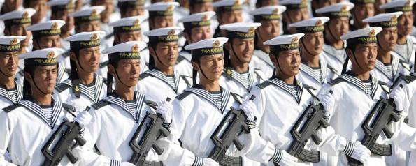Trung Quốc sẽ gây chiến tranh vào lúc nào? Vì sao?