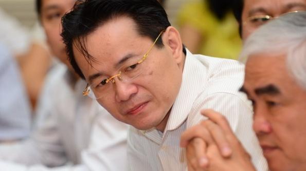 Ông Lý Xuân Hải (trái)- Ảnh: Thuận Thắng