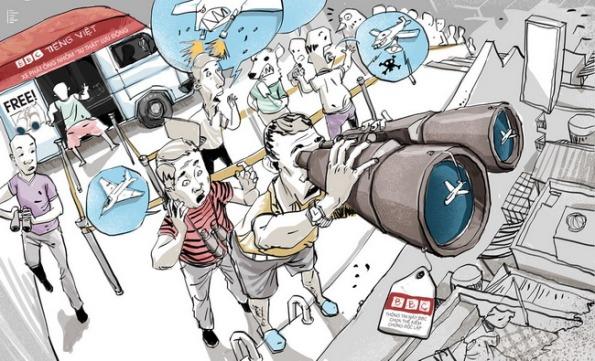 """Vụ """"máy bay lạ xâm phạm Cam Ranh"""": Một góc nhìn về việc đáp ứng nhu cầu tâm lý của đám đông."""