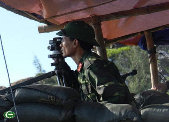 Hồi tháng 5/2012, tại vùng biển Mỹ Thọ, Phù Mỹ (Bình Định), Trung đoàn pháo binh 368 (QK5) cũng tiến hành diễn tập bắn đạn thật mục tiêu vận động trên biển.