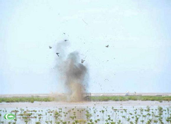 """Đại tá Ngô Văn Thùng, Chủ nhiệm Pháo binh Quân khu cho biết: """"Dù đây là lần đầu tiên Quân khu tổ chức cho lực lượng pháo binh bắn mục tiêu trên biển với các loại pháo trong biên chế và các bài bắn theo tiêu chuẩn, nhưng kết quả đáng phấn khởi. Các loại hoả lực như Pháo 105mm; pháo phản lực BM14; pháo 85mm; súng DKZ82mm; súng cối 82mm; kíp bắn AGS-17; biên đội súng máy phòng không 12,7mm và súng B41 đều tiêu diệt hết các mục tiêu"""""""