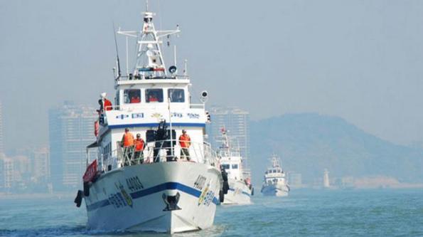 'Hải giám Tam Sa' lấn lướt xâm phạm ở biển Đông