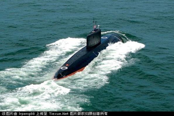 Được trang bị 6 ống phóng ngư lôi 533mm, vũ khí trang bị đi kèm có ít nhất 4 tên lửa chống hạm Club-S, 18 ngư lôi và 24 quả mìn.