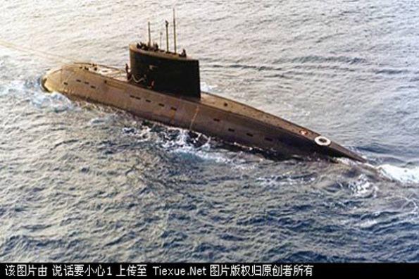 Tên lửa chống hạm phóng từ tàu ngầm 3M14E được phóng từ ống phóng ngư lôi 533mm, tương tự như tên lửa chống tàu C-602 của Trung Quốc. Tên lửa có tầm bắn tối đa 300km, tốc độ pha cuối của tên lửa lên đến Mach-2,9, rất khó để đánh chặn...