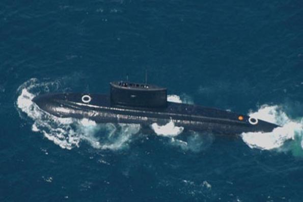 Hình ảnh tầu ngầm Kilo sẽ sớm có mặt trên biển Đông.