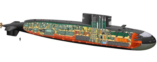 So sánh 2 phiên bản tàu ngầm Kilo của Việt Nam và Trung Quốc